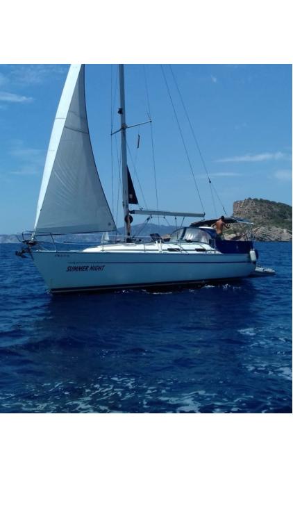 Barca a vela a noleggio Ibiza al miglior prezzo