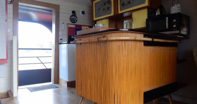 Noleggio Houseboat a Bordeaux – Chantier Plaquet Freyssinet