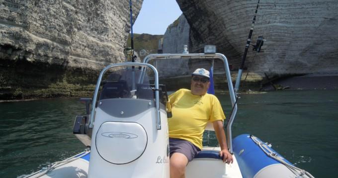 Noleggiare una Zodiac Sundream a Cany-Barville