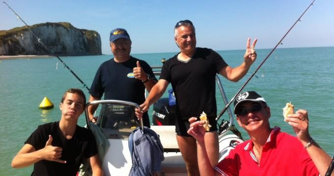 Noleggio yacht a Cany-Barville – Zodiac Sundream su SamBoat