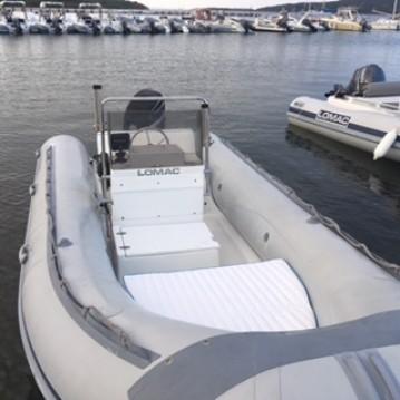 Noleggio yacht a Porto Pozzo – Lomac 510  su SamBoat