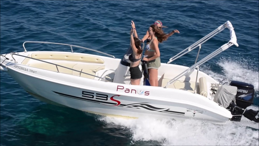 noleggio Barca a motore La Savina - Karnic Bluewater 2460