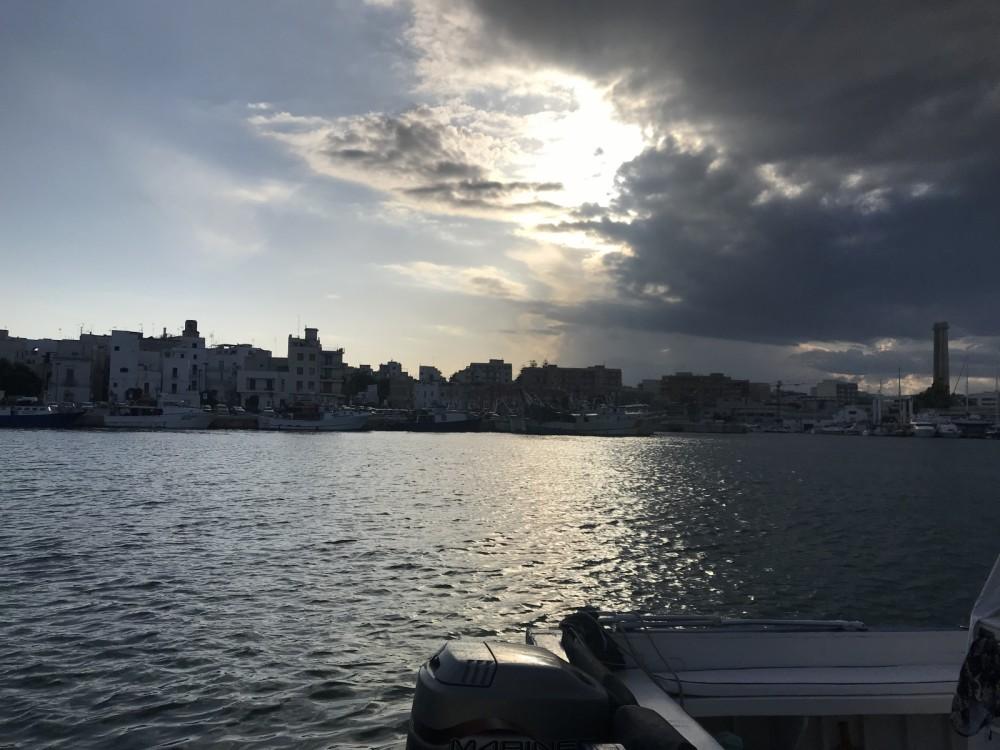 Noleggio barche Cantiere Navale Monopoli Open 700 Monopoli su Samboat