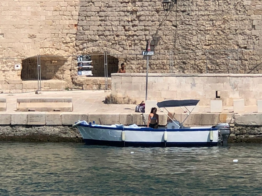 Noleggio yacht Monopoli - Cantiere Navale Monopoli Open 700 su SamBoat