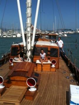 Noleggio Barca a vela freeward con patente nautica