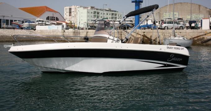 Barca a motore a noleggio a Setúbal al miglior prezzo