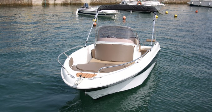 Noleggio Barca a motore con o senza skipper Saver a Setúbal