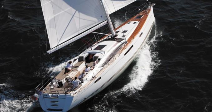 Noleggio Barca a vela a Napoli – Jeanneau Jeanneau 57
