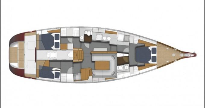 Noleggio yacht a Macinaggio –  SALT  57 su SamBoat