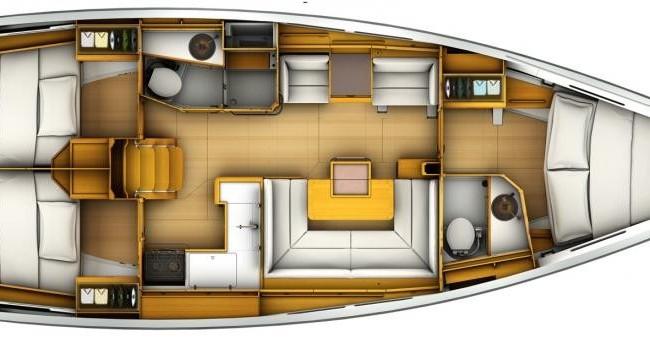 Jeanneau Sun Odyssey 40.9 tra privati e professionisti a Macinaggio