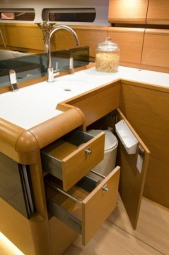 Noleggio barche Macinaggio economico Sun Odyssey 40.9