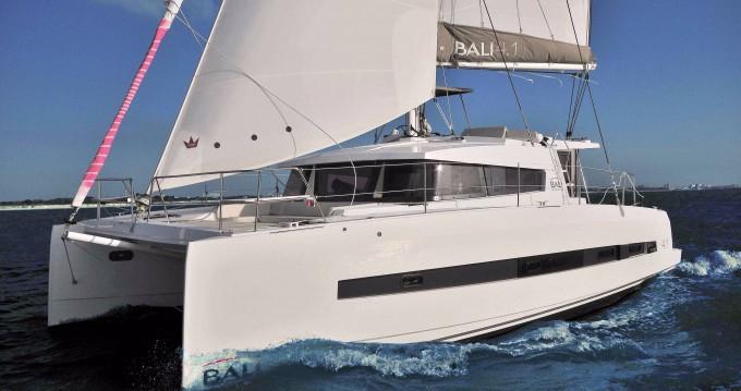 Noleggio yacht a Tahiti – Bali Catamarans Bali 4.1 su SamBoat