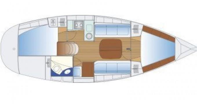 Noleggio barche  economico Bavaria 32