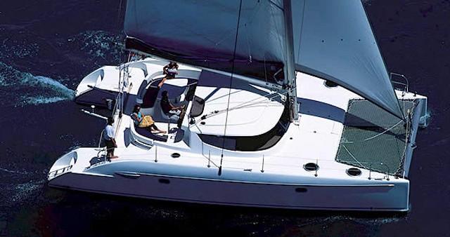 Noleggio barche Fountaine Pajot Lavezzi 40 Pireo su Samboat