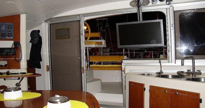 noleggio Catamarano a Pireo - Fountaine Pajot Lavezzi 40