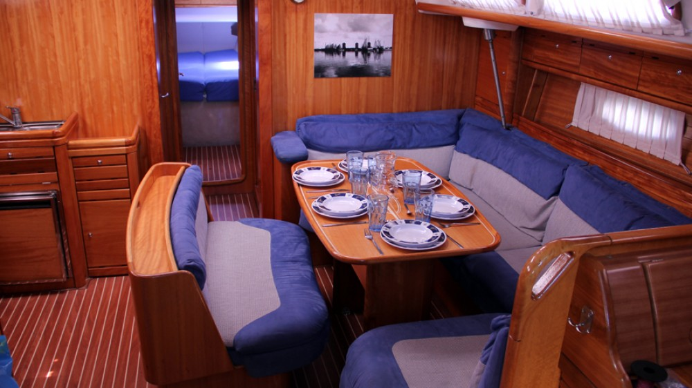 Barca a vela a noleggio Préveza al miglior prezzo