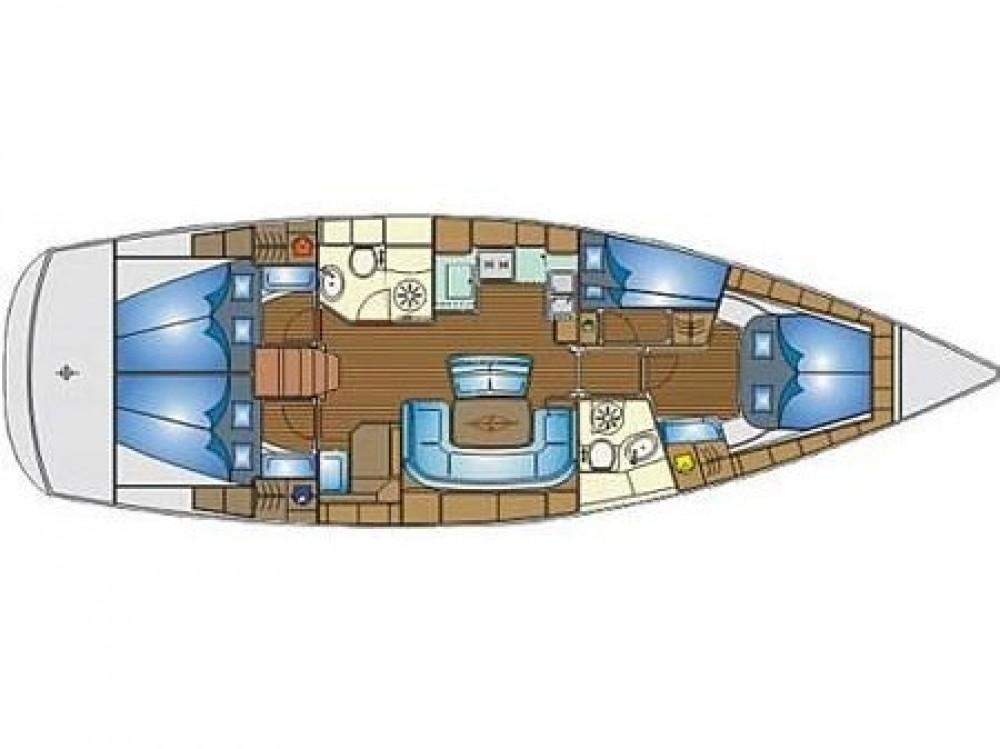 Bavaria Bavaria 46 Cruiser tra personale e professionale Préveza