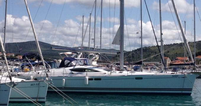 Noleggio barche Jeanneau Sun Odyssey 54 DS a Rogoznica su Samboat