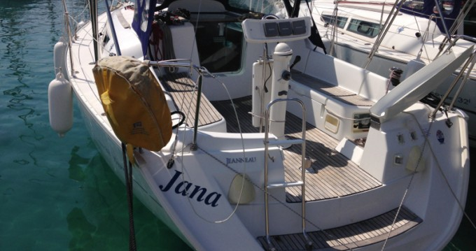 Noleggio yacht a Rogoznica – Jeanneau Sun Odyssey 32i su SamBoat