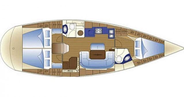 Noleggio Barca a vela a Rogoznica – Bavaria Bavaria 42 C