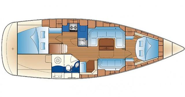Noleggio barche Rogoznica economico Bavaria 34 C
