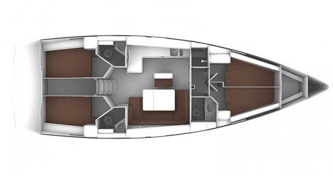 Noleggio yacht a Rogoznica – Bavaria Cruiser 46 su SamBoat