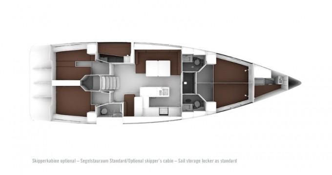 Bavaria Cruiser 56 tra privati e professionisti a Lanzarote