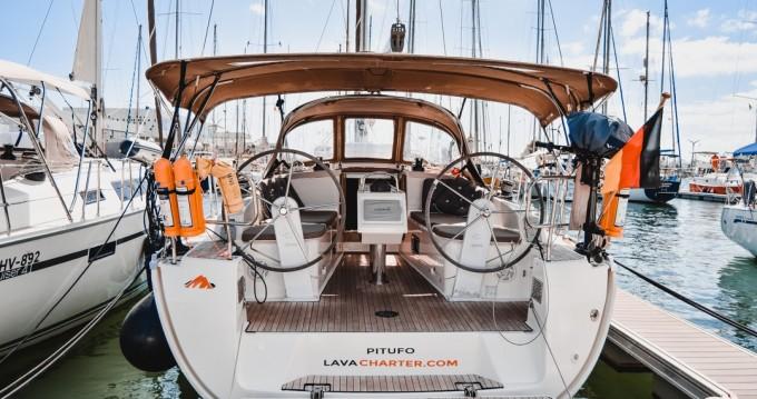 Noleggio Barca a vela a Lanzarote – Bavaria Cruiser 37