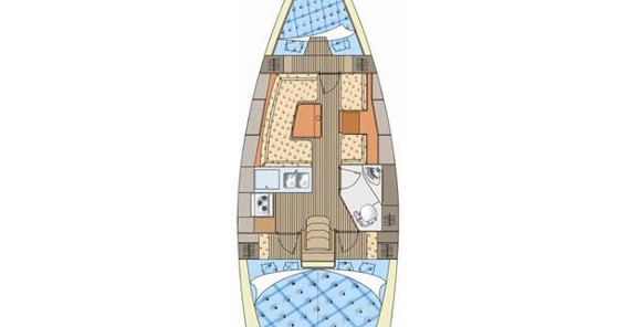 Noleggio barche Elan Impression 344 a Pirita su Samboat