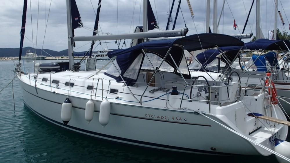 Noleggio barche Bénéteau Cyclades 434 Sukošan su Samboat