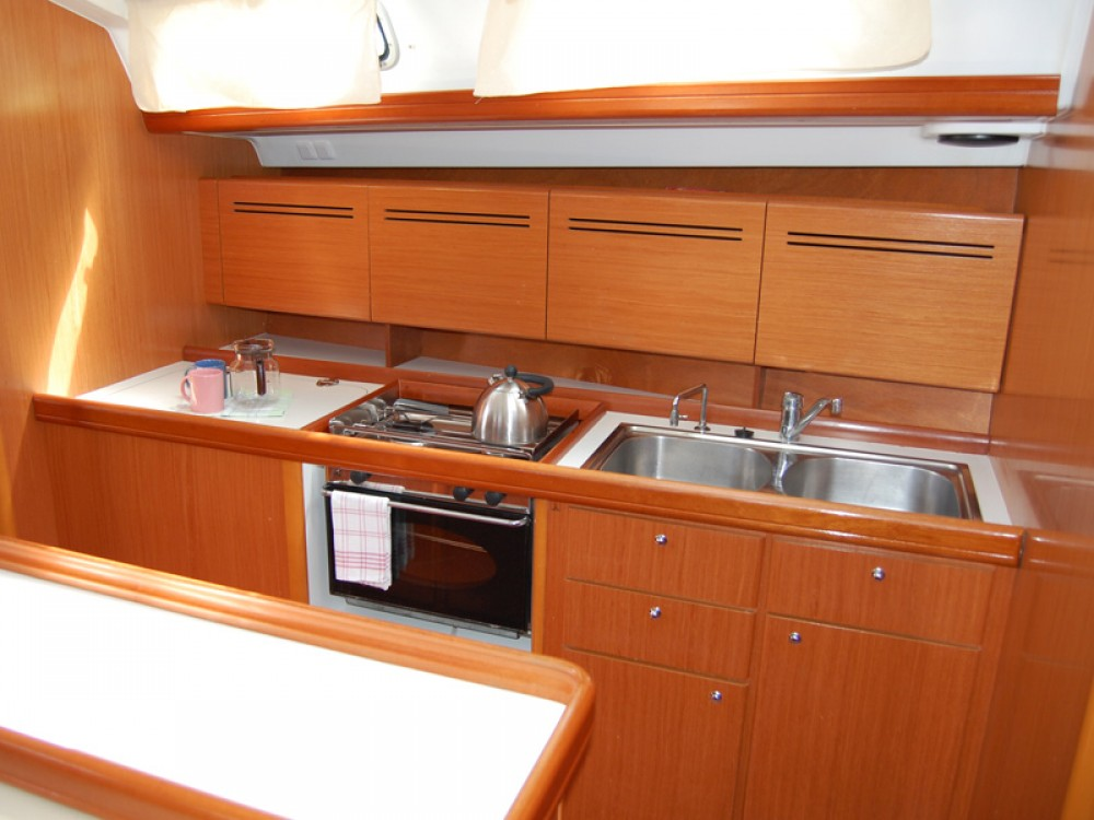 Noleggio yacht Sukošan - Bénéteau Cyclades 50.5 su SamBoat