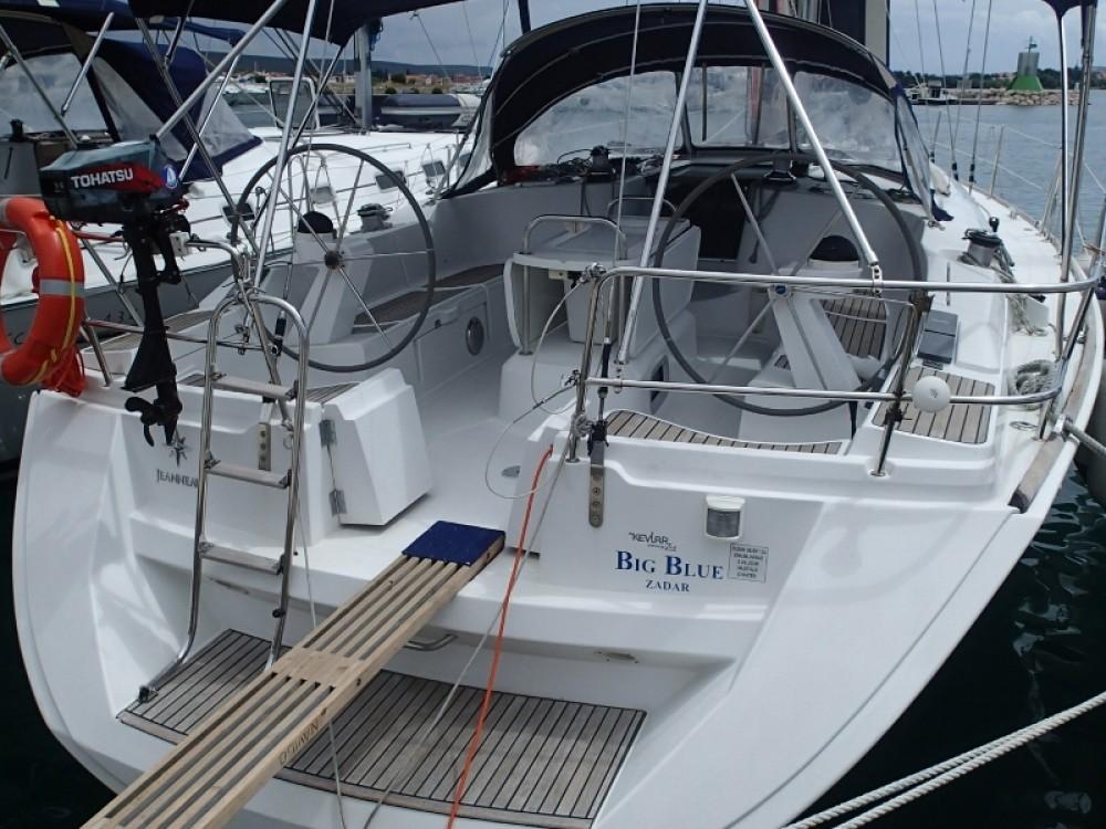 Noleggio Barca a vela con o senza skipper Jeanneau Sukošan