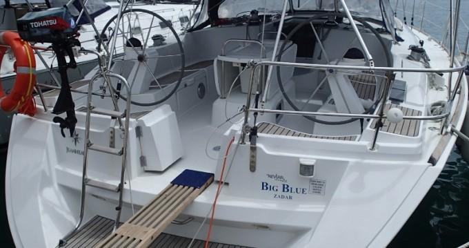 Noleggio barche Sukošan economico Sun Odyssey 45