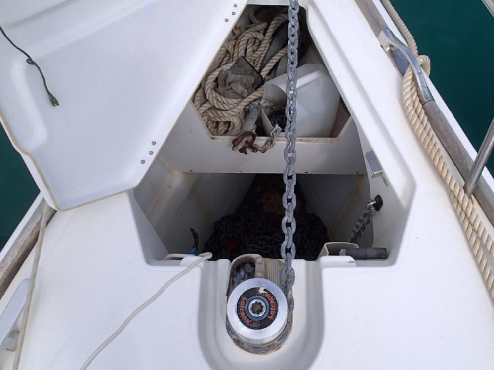 Noleggio yacht Sukošan - Jeanneau Sun Odyssey 45 su SamBoat