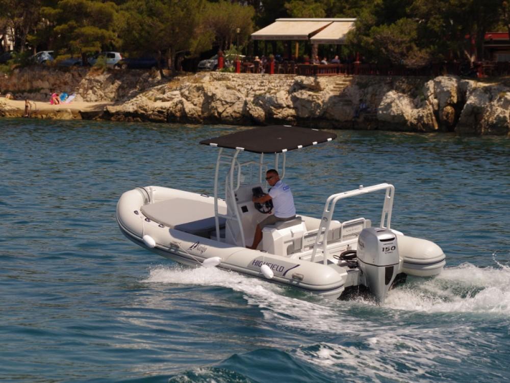 Noleggio Barca a motore con o senza skipper  Sukošan