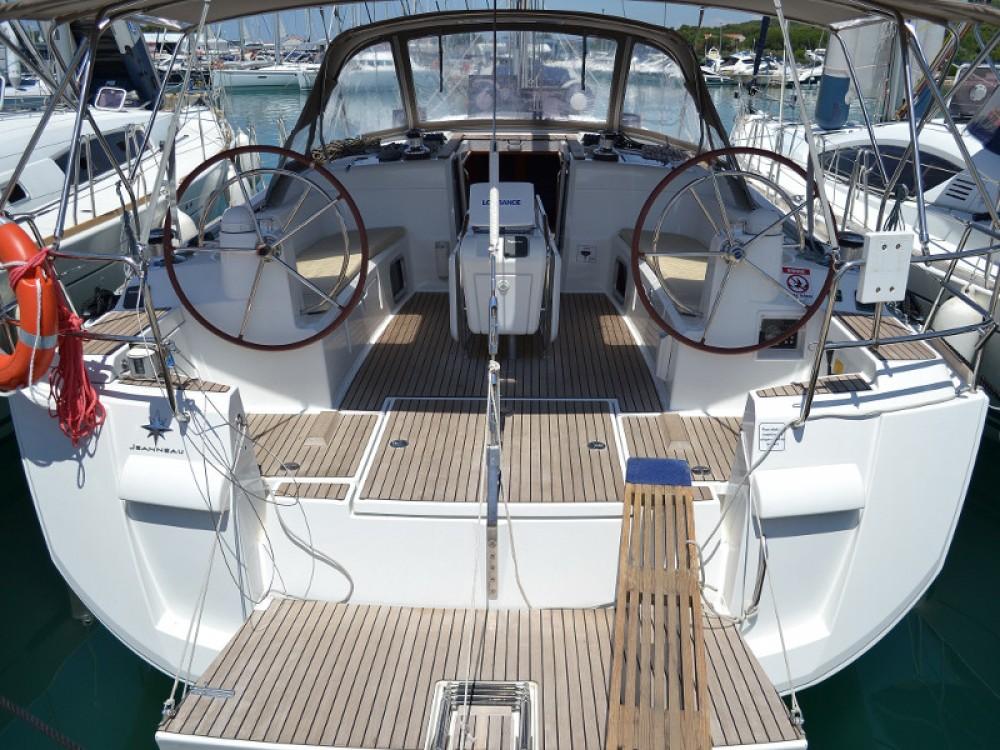 Noleggio barche Sukošan economico Sun Odyssey 509