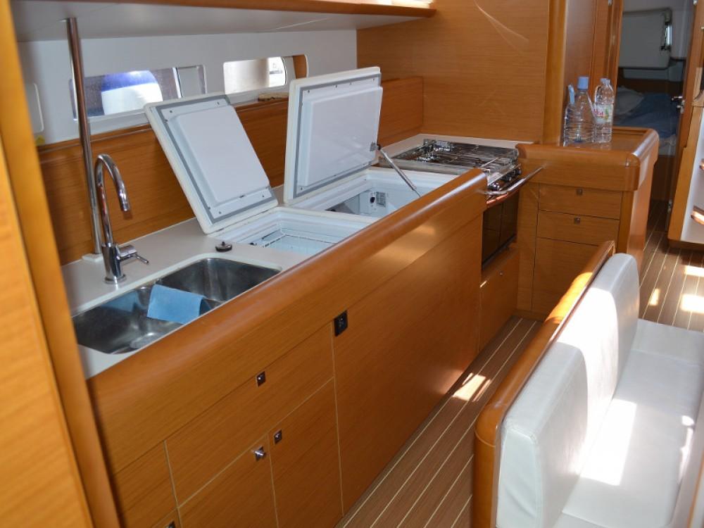 noleggio Barca a vela Sukošan - Jeanneau Sun Odyssey 509