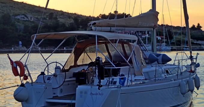 Noleggio Barca a vela a Sukošan – Dufour Dufour 375 GL
