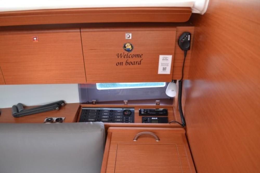 Noleggio Barca a vela con o senza skipper Dufour