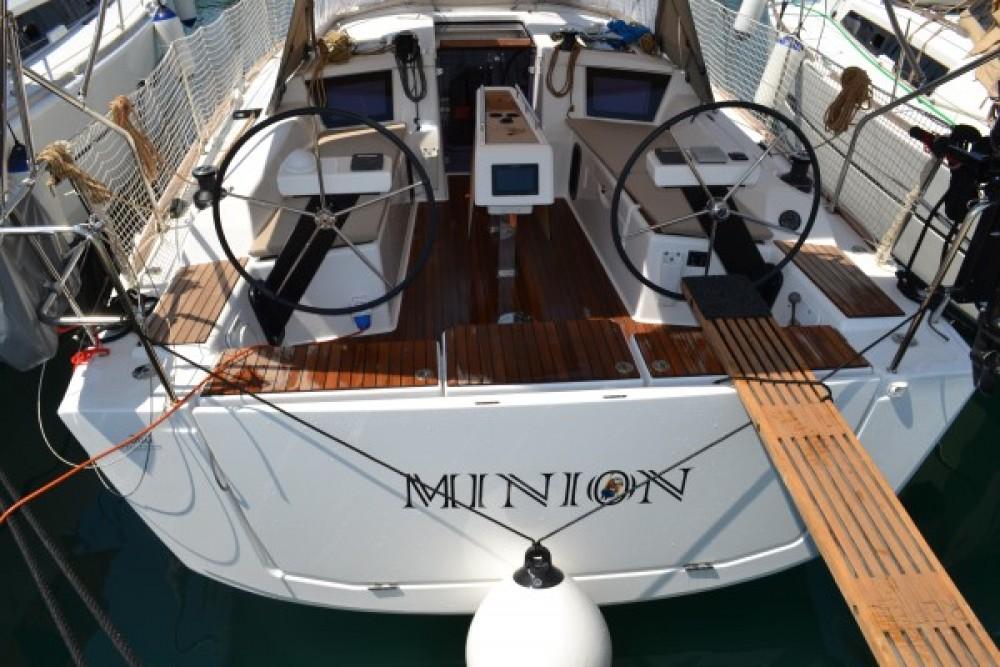 Noleggio barche  economico Dufour 360 GL