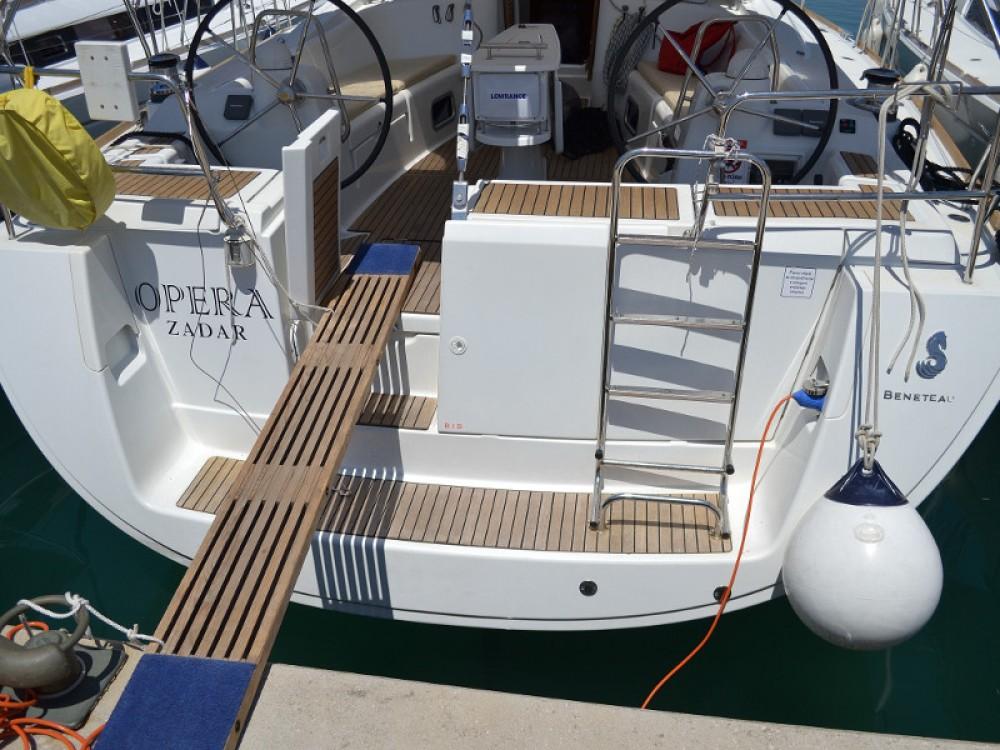 Noleggio barche Sukošan economico Oceanis 50 Familiy