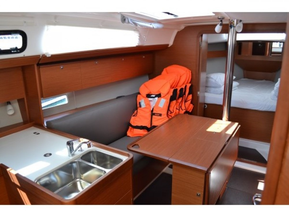 noleggio Barca a vela  - Dufour Dufour 360 GL