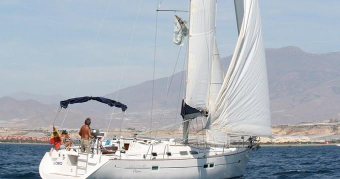 Noleggio barche Bénéteau Oceanis Clipper 423 a Sukošan su Samboat
