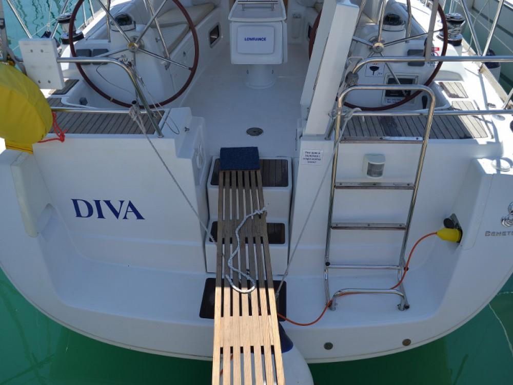 Noleggio barche Sukošan economico Oceanis 40