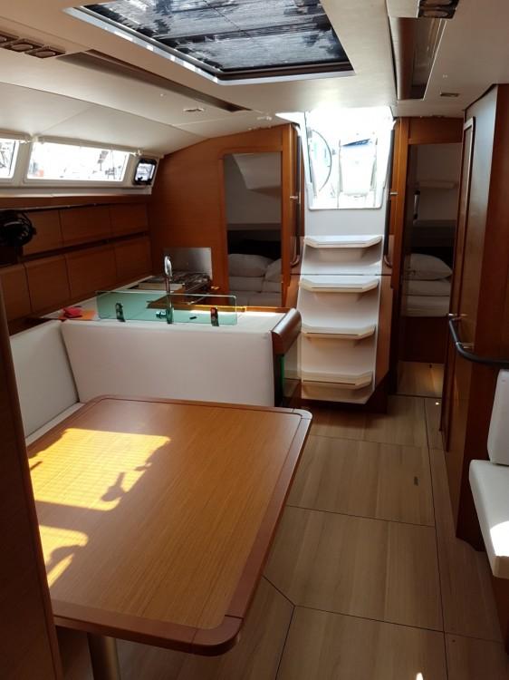 noleggio Barca a vela Sukošan - Jeanneau Sun Odyssey 419