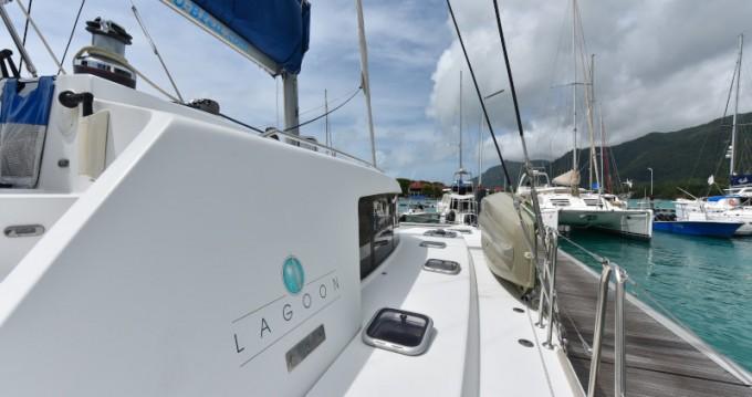 Noleggio Catamarano con o senza skipper Lagoon a Eden Island