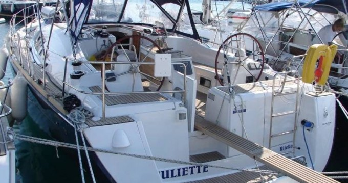Noleggio yacht a Sukošan – Bénéteau Oceanis 46 su SamBoat