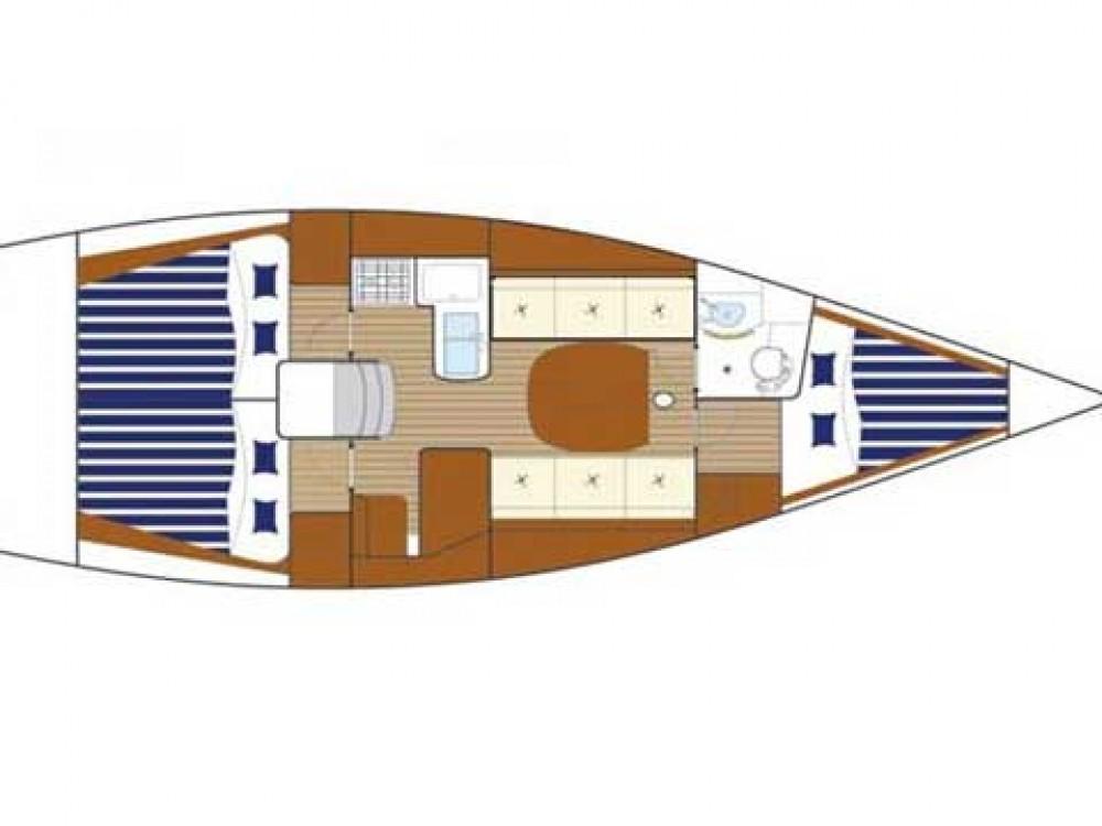 Noleggio barche Bénéteau First 36.7 Capocesto su Samboat