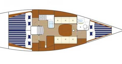 Noleggio yacht a Primošten – Bénéteau First 36.7 su SamBoat