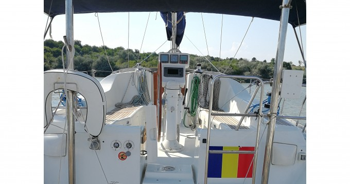 Noleggio barche Dufour Dufour 412 a Limanu su Samboat